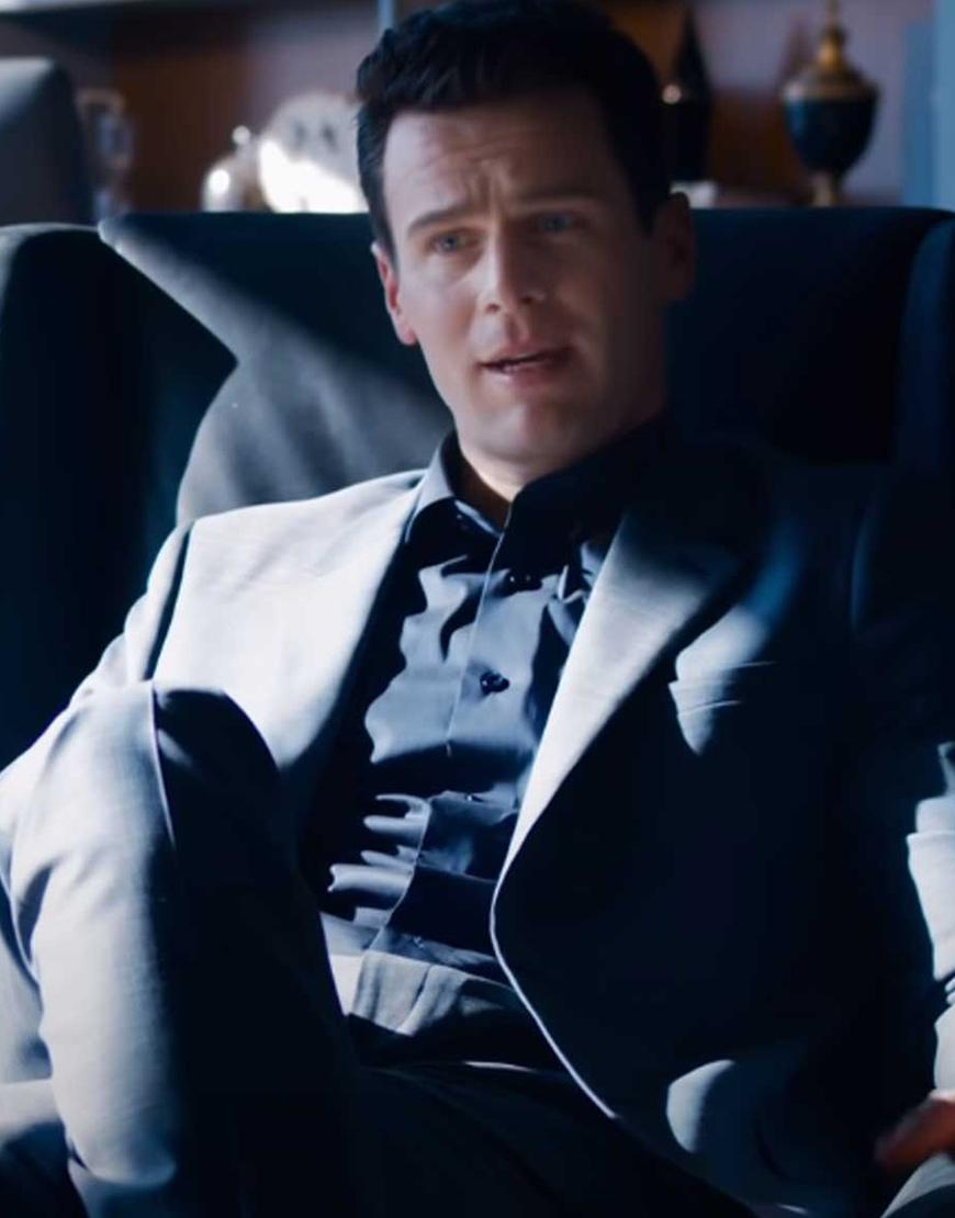 The Matrix Resurrections 2021 Jonathan Groff Blazer