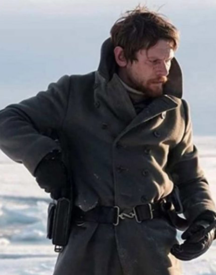The North Water 2021 Jack O'Connell Jacket