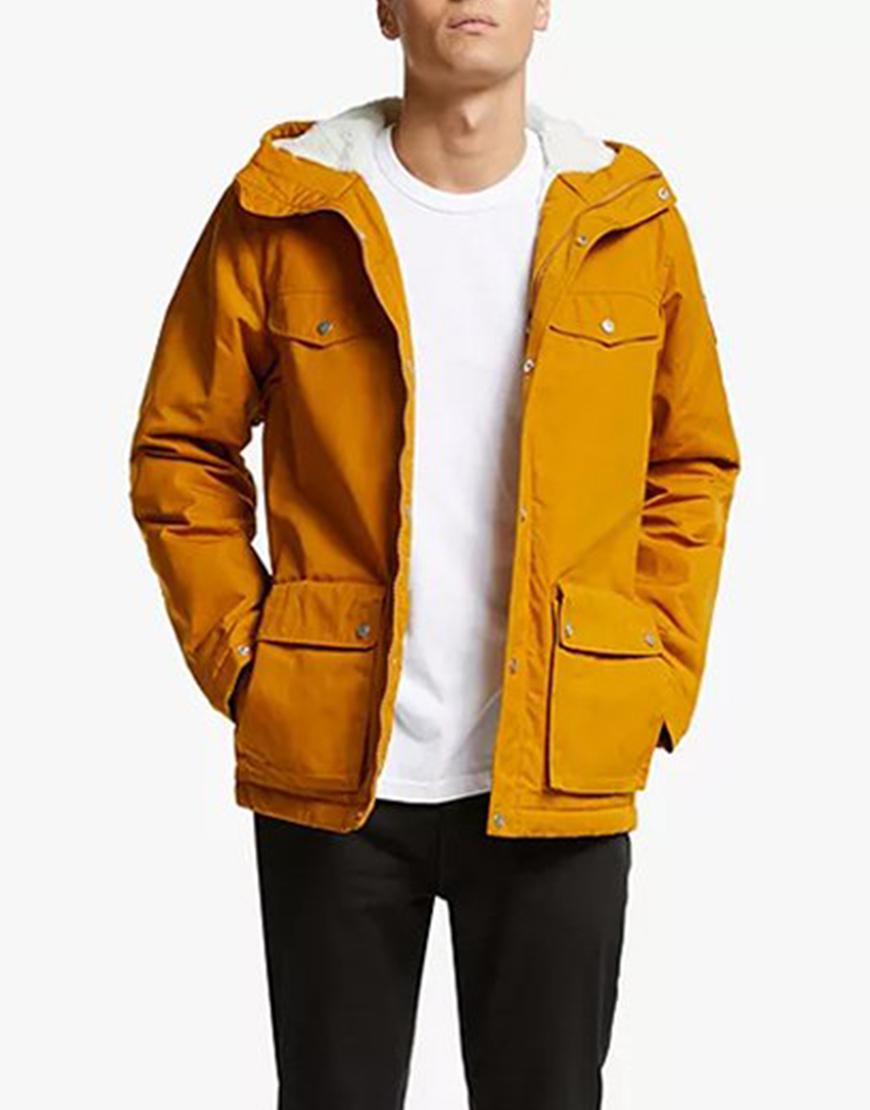 Vigil 2021 Rose Leslie Hooded Jacket