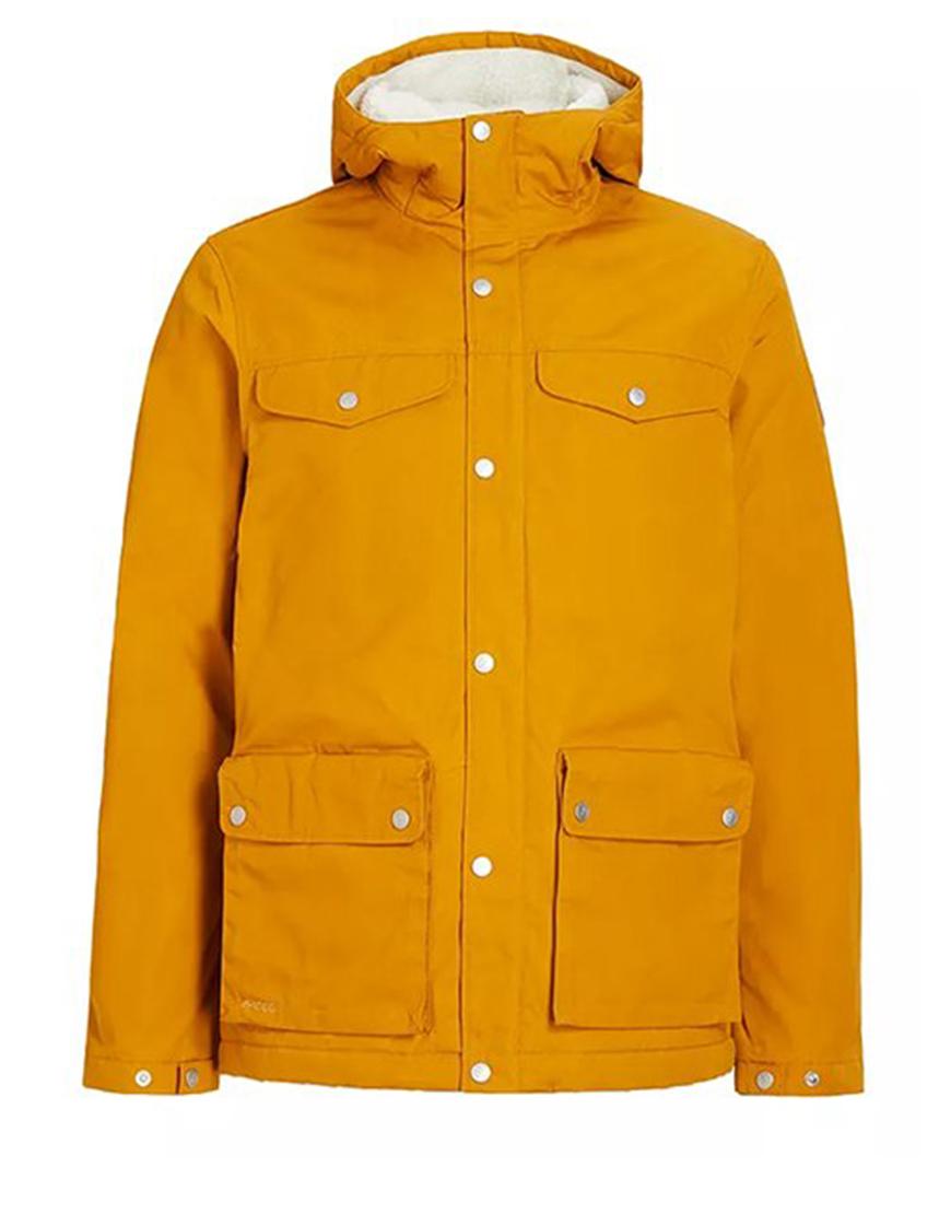 Vigil Rose Leslie Yellow Jacket