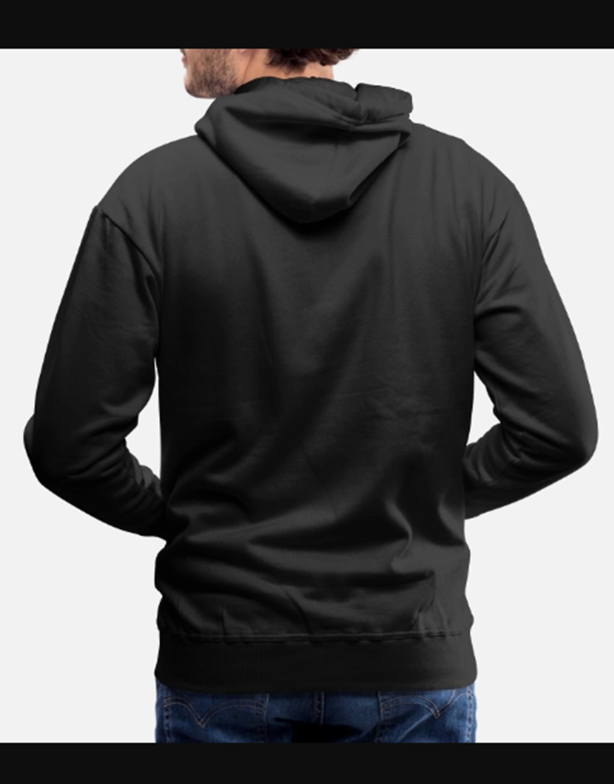 Witch Way To The Wine Halloween Grey Hoodie
