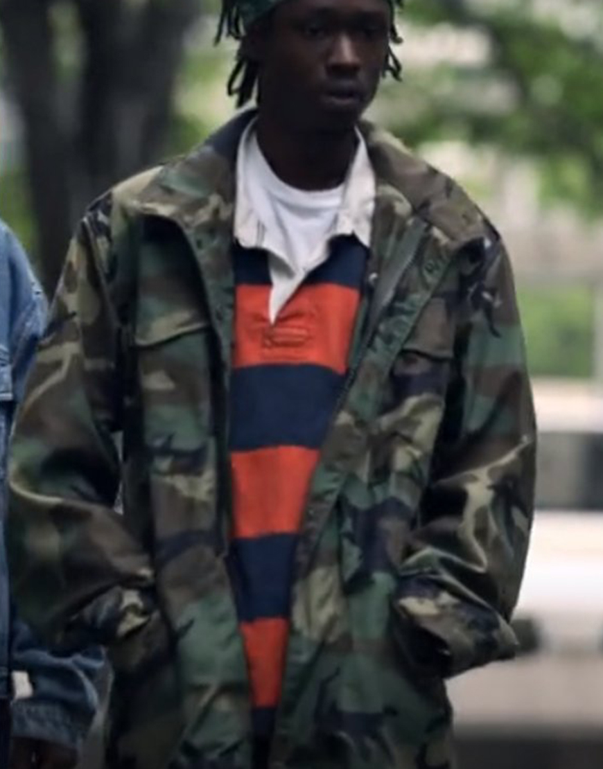 Wu-Tang An American Saga S02 Ashton Sanders Jacket