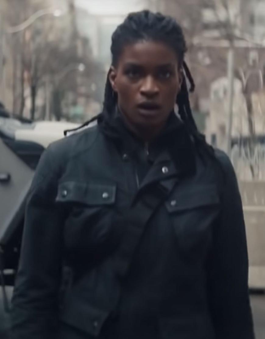 Y The Last Man 2021 Ashley Romans Black Jacket