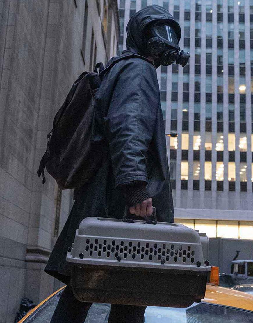 Y The Last Man 2021 Ben Schnetzer Black Coat