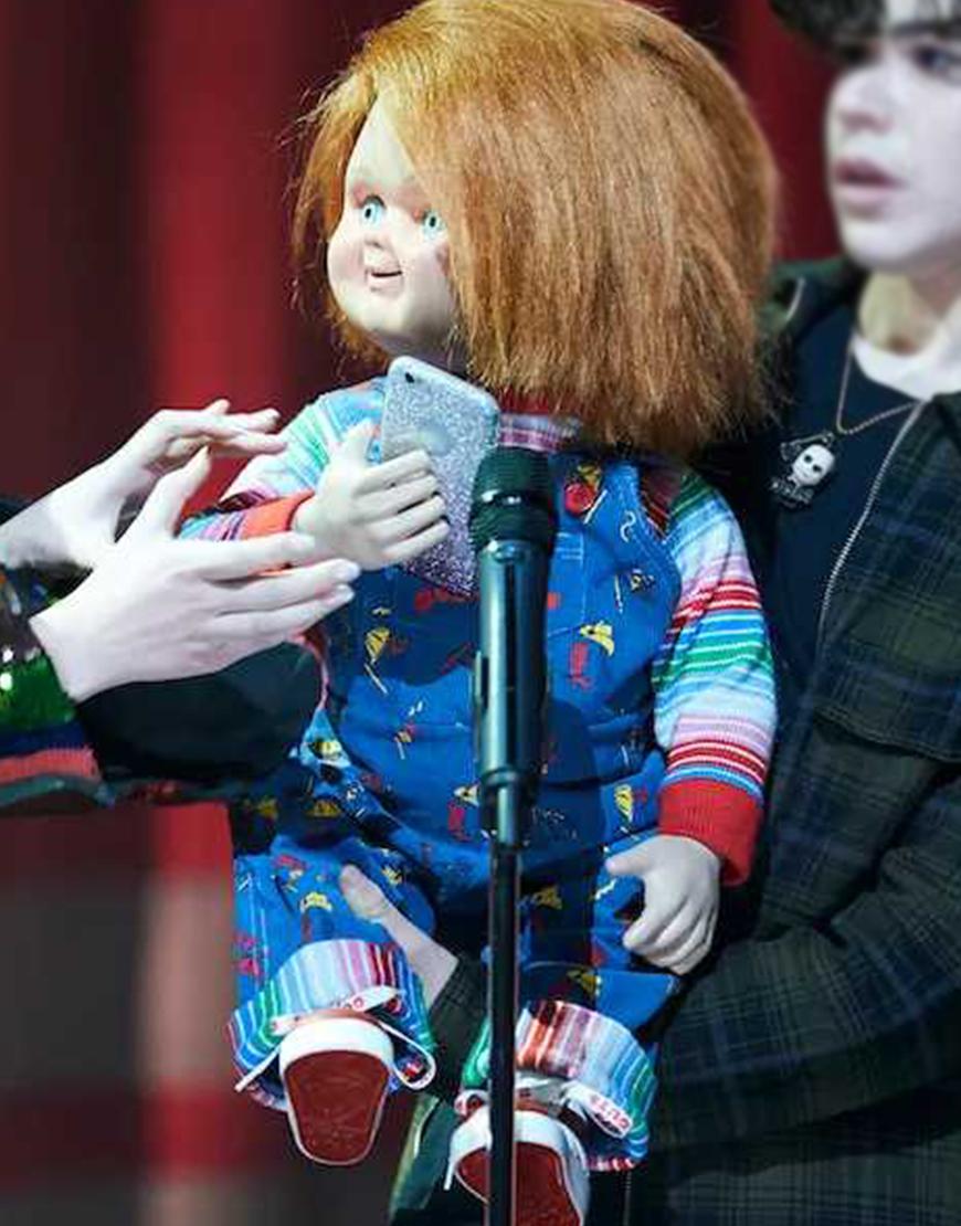 Chucky 2021 Doll Romper