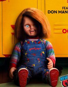 Chucky Doll Romper
