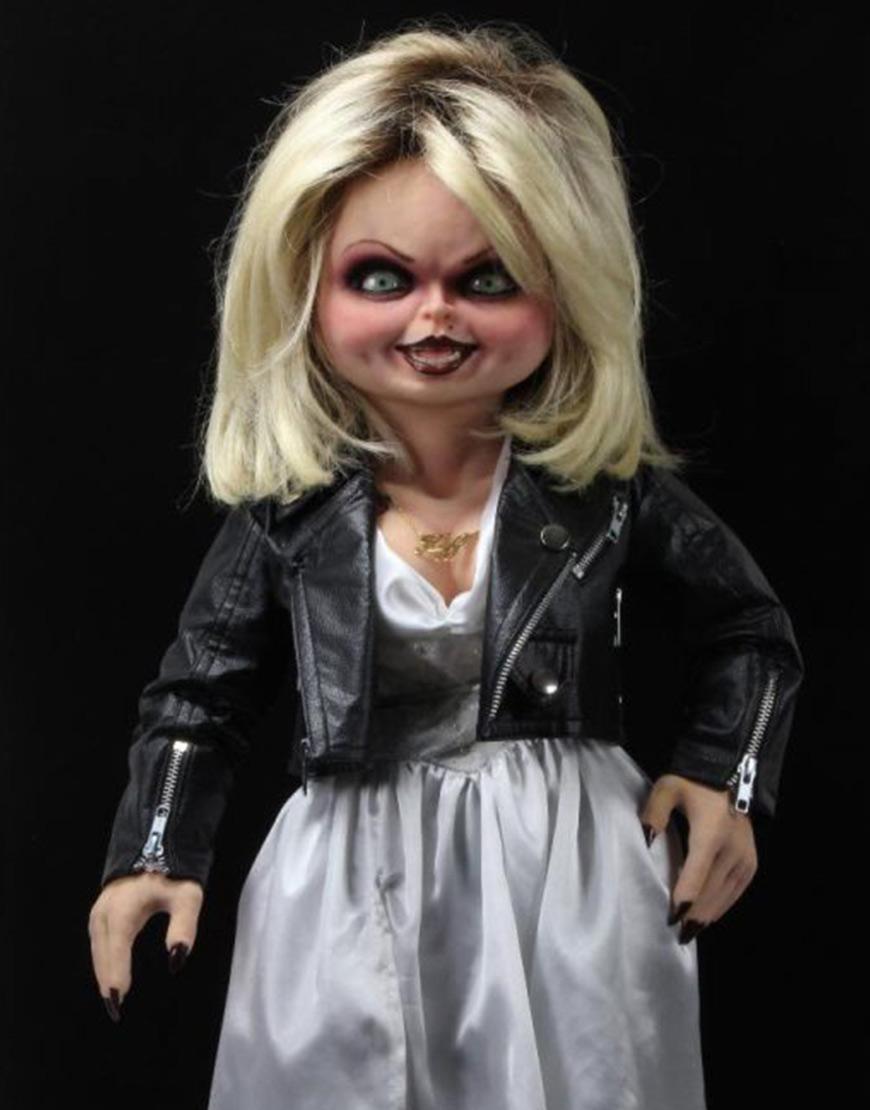 Chuckys 2021 Tiffany Valentine Doll Jacket