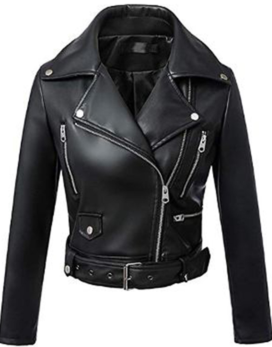 Chuckys 2021 Tiffany Valentine Doll Leather Jacket