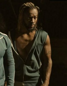 Escape the Undertaker 2021 Kofi Kingston Vest