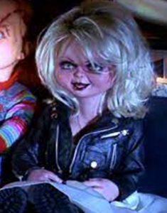 Jennifer Tilly TV-Series Chuckys 2021 Tiffany Valentine Doll Jacket