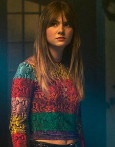 Locke & Key S02 Emilia Jones Shirt