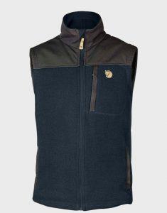 Maid 2021 Raymond Ablack Blue Cotton Vest