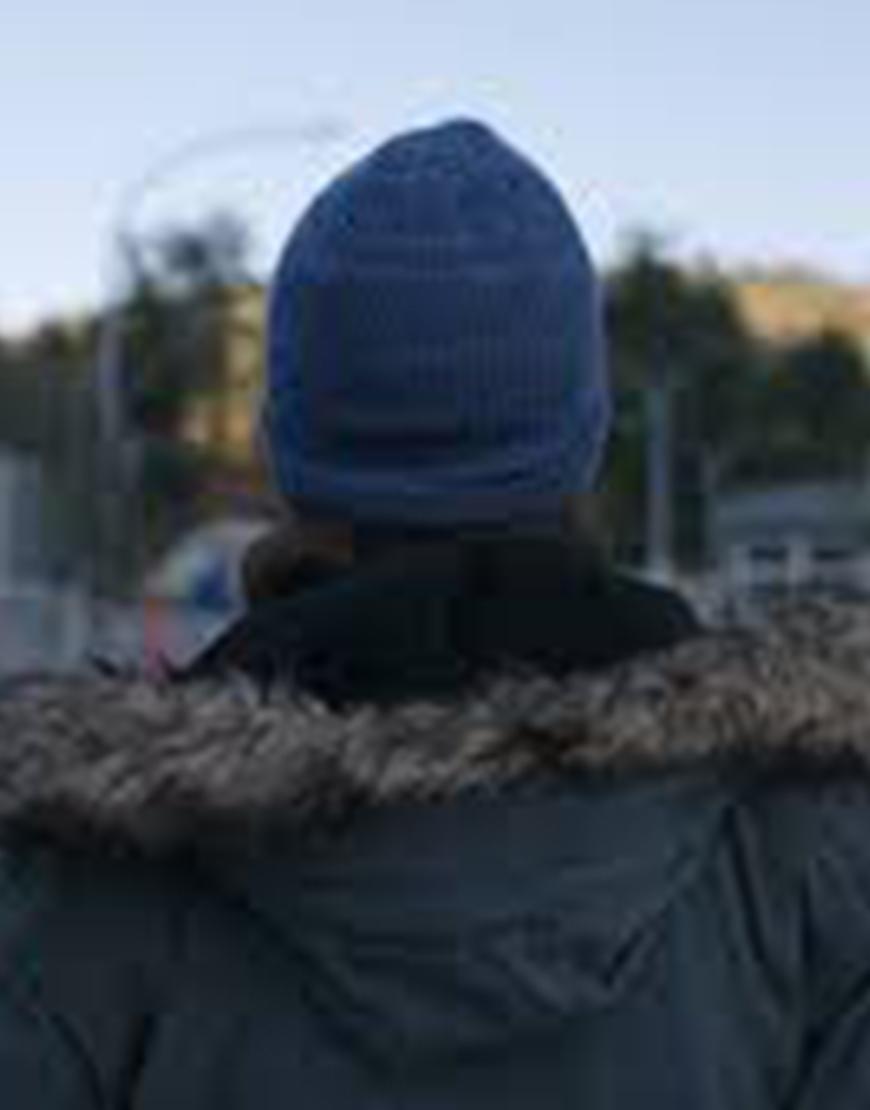Maid Margaret Qualley Fur Hooded Jacket