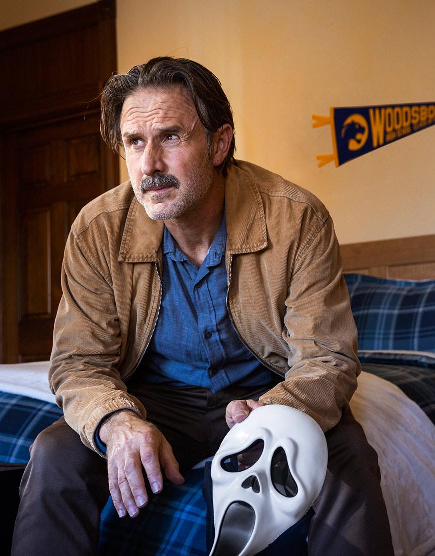 Scream 2022 David Arquette Jacket