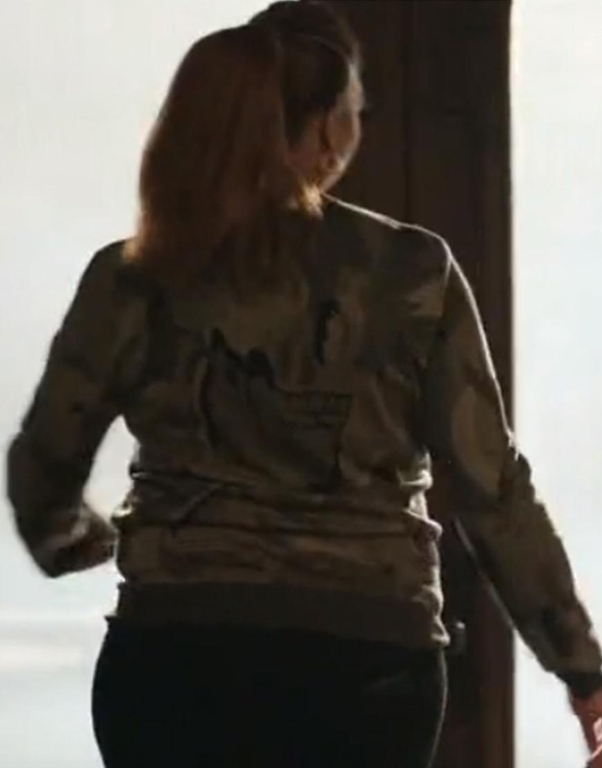 The Equalizer S02 Queen Latifah Sweatshirt
