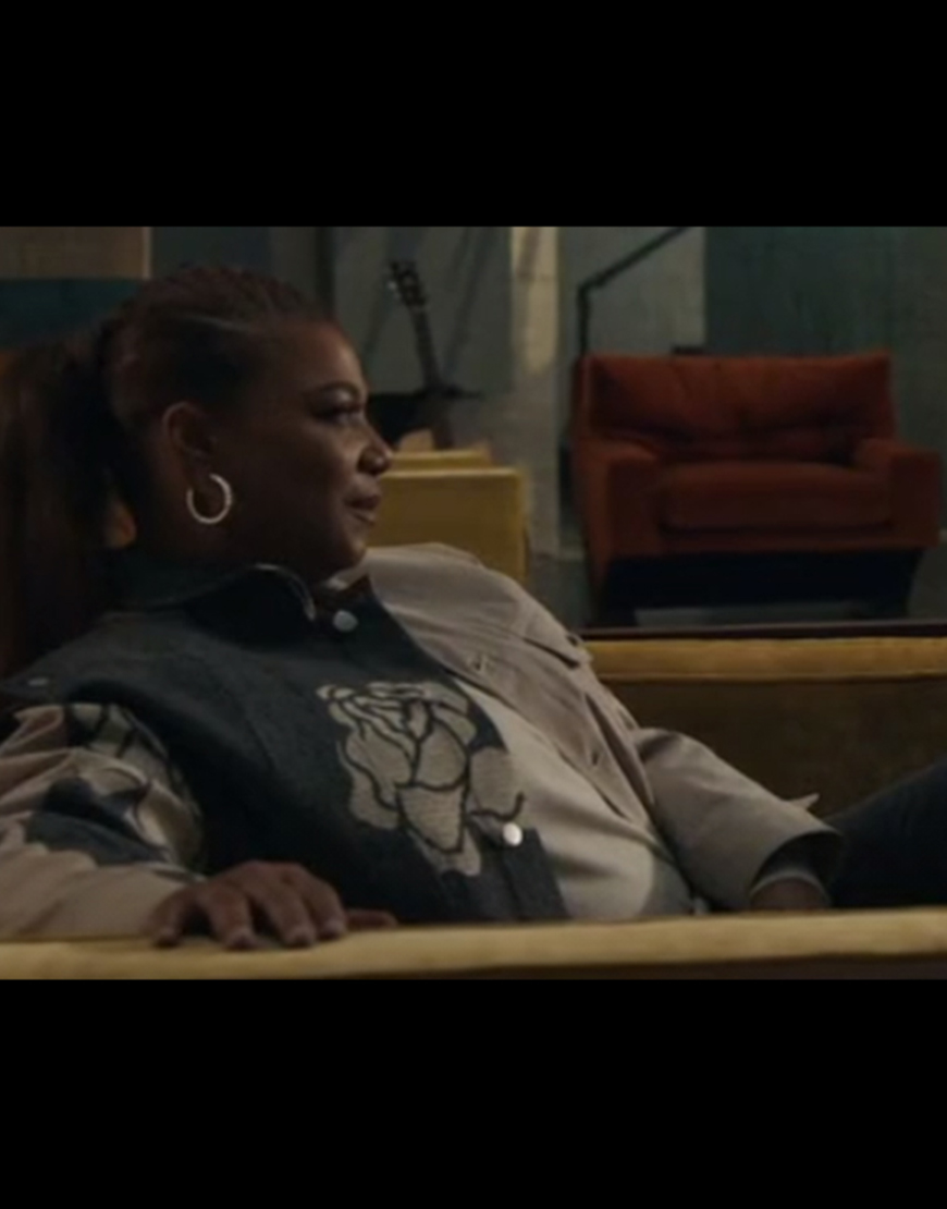 The Equalizer S02 Queen Latifah Two-Color Jacket
