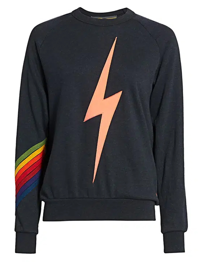The Real Housewives Of Salt Lake City 2021 Lisa Barlow Lightening Bolt Sweatshirt