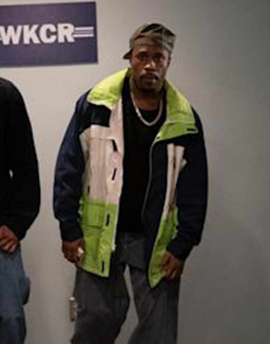 Wu-Tang An American Saga S02 Shameik Moore Jacket
